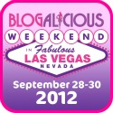 I'm going to Blogalicious