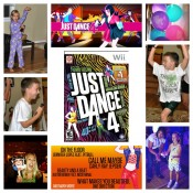 Just Dance 4 Collage