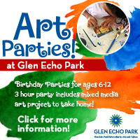 Glen Echo Park Loves Families