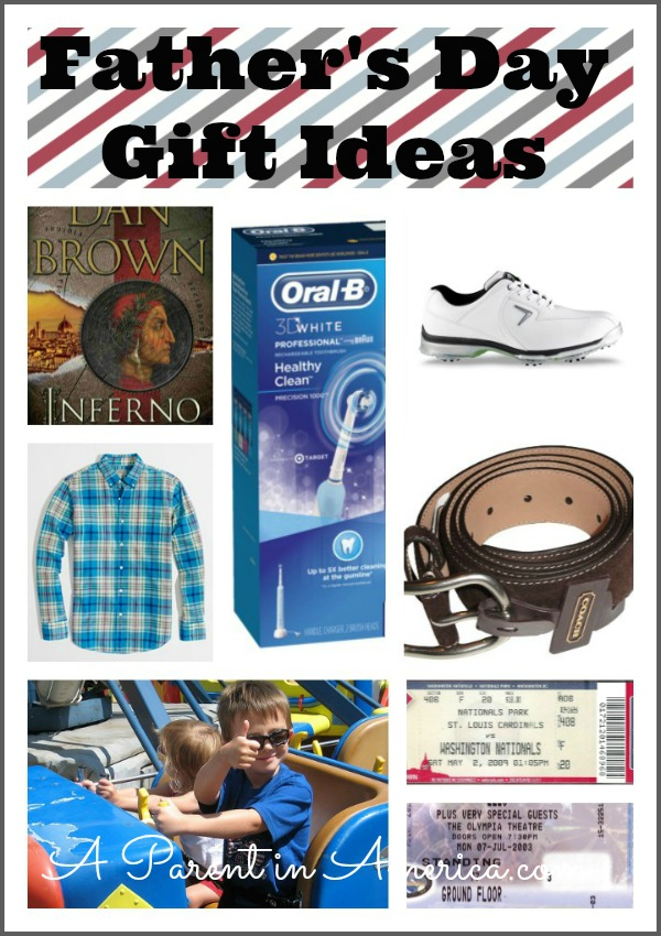Father's Day Gift Ideas - A Parent in America – One Funny Mother ...