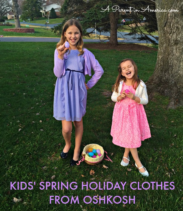 OshKosh Easter Dresses