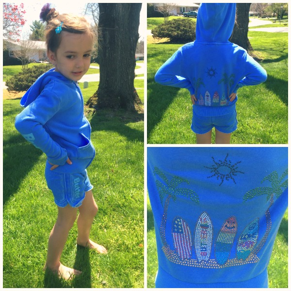butter surf girl outfit